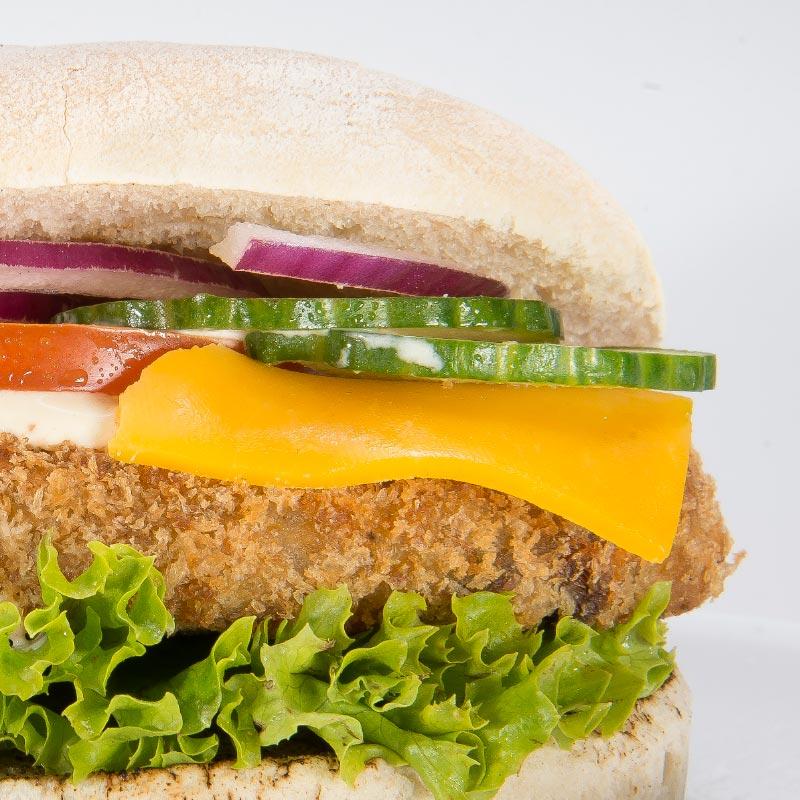 Bar Bee Q Chickenburger