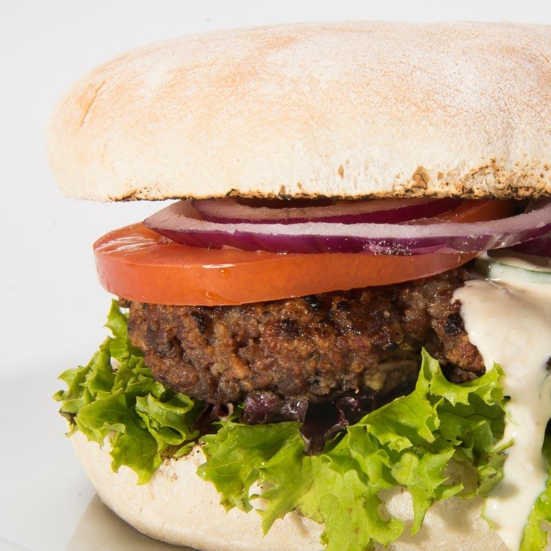 Bar Bee Q Classic Hamburger