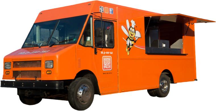 Bar Bee Q Food Truck